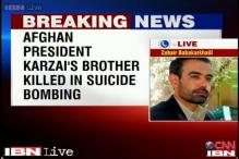 Afghanistan President Karzai's cousin killed in suicide bombing