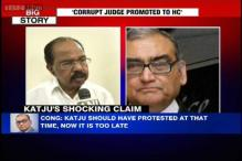 Katju's charge of corruption in judiciary leads to a row and uproar