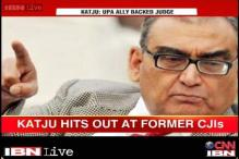 "Justice Katju alleges ""corruption"" in judiciary"