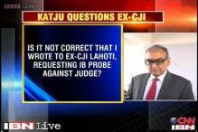 Justice Katju keeps up the pressure, poses 6 questions to ex-CJI RC Lahoti