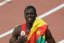 Grenada's James lights up Glasgow with emphatic 400 win