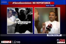 Why should Shiv Sena apologize, asks party MP Kripal Tamhane
