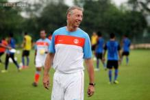 Indian football team's Asian Games 2014 camp kicks off