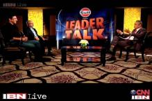 Leader Talk: Rajdeep Sardesai in conversation with Wasim Akram and Hari S Bhartia