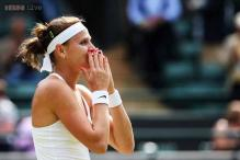 Safarova beats Makarova to reach Wimbledon last four