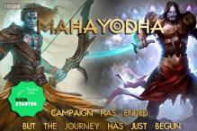 A unique Hindu mythology-based epic battle-themed strategic card game 'Maha Yodha' is taking the gaming market by storm