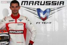 Marussia appoint US driver Rossi as F1 reserve