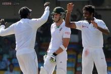 Angelo Mathews hails Sri Lankan spinners despite draw