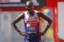 Olympic champion Mo Farah pulls out of Commonwealth Games