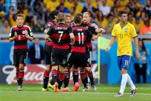 World Cup 2014: Germany humiliate host nation Brazil 7-1 to enter final