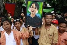 Sectarian unrest shakes major Myanmar city