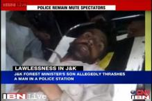 J&K: Minister's son storms police station, assaults complainant