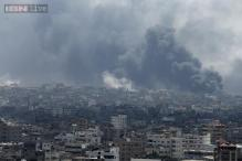 More than 70 killed in Israeli shelling, clashes in Gaza