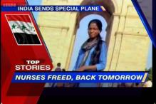 News 360: Free from ISIS clutches, Indian nurses head for home