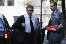 Former French president Nicolas Sarkozy held for questioning: Source