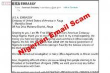 Marked an email as spam from an American who named you an heir in his will? India has lost Rs 5420 crore to Nigerian email scams!