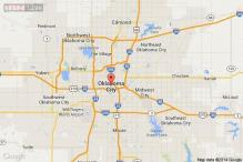 USGS: 7 small earthquakes shake central Oklahoma