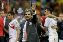 World Cup 2014: Pinto blames referees for owing Costa Rica two penalties