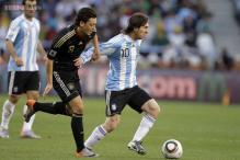 World Cup 2014: Germany's secret plan to stop Lionel Messi