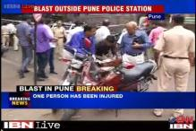 Minor explosion in Pune, three injured