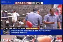 Pune blast: 10 ATS teams to probe case, terror angle not ruled out