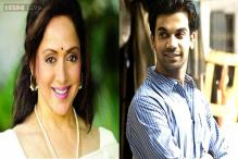 Actor Rajkummar Rao to romance a much older Hema Malini in Ramesh Sippy's next