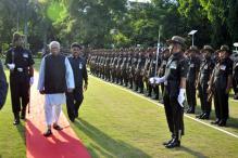 Ram Naik sworn-in as UP Governor