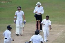 2nd Test: Sri Lanka on top against South Africa on curtailed Day 4