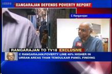 Rangarajan defends his committee's report on poverty figures