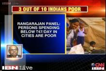 3 out of 10 Indians poor, reveals Rangarajan panel report on poverty estimates