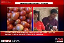 Common man faces the brunt of high vegetable prices