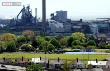 Tata Steel to cut 400 jobs in UK's South Wales