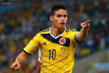 World Cup 2014: James Rodriguez needs special attention, says Brazil's Ramires