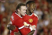 Manchester United bury LA Galaxy 7-0 in Van Gaal's debut