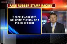Mumbai Police busts fake rubber stamp racket