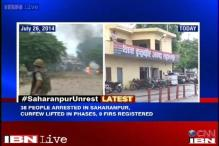 Saharanpur clashes: Curfew relaxed for four hours in new city area
