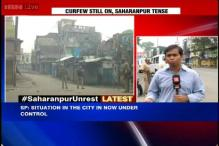 UP: 20 arrested in Saharanpur clashes; curfew, shoot-at-sight orders in place