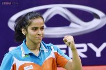 Saina Nehwal moves up a place to 7th in world rankings