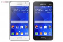 Samsung Galaxy Core 2 with a 4.5-inch display, quad-core processor launched in India at Rs 11,900
