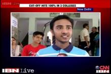 Excited to have gotten through to SRCC: CBSE topper Sarthak Aggarwal