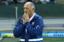 World Cup 2014: Neymar's agent calls Scolari 'old jerk'