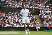 Federer beats Wawrinka in Wimbledon quarterfinal
