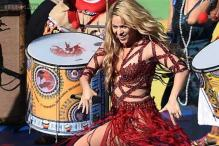 World Cup 2014: Shakira, Santana and Samba light up closing ceremony