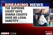 Sharia courts not legal, fatwas can't be issued against people's rights: SC