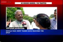 Heavy rains affecting rescue operation: Shivaji Rao Patil