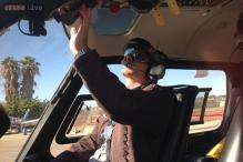 Skylens: New smart goggles to let pilots see through fog