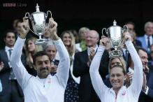 Wimbledon 2014: Stosur and Zimonjic claim mixed doubles title