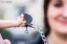 Fancy a bite from Uruguay striker Luis Suarez? Online Swedish sex shop unveils a 'Suarez nipple clamp'!