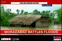 Ground report: Flash floods hit over 40 villages in Moradabad, 7 dead