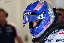 Susie Wolff brought to halt by engine failure at British Grand Prix